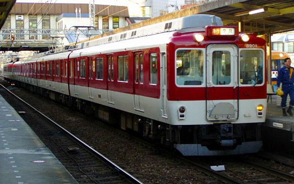 近鉄電車>8800系